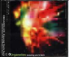 Organelles - Knowing You're Born - Japan CD - NEW 12Tks