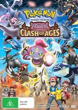 Pokemon The Movie - HOOPA And The CLASH Of AGES : NEW DVD