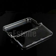 New Plastic Clear Crystal Hard Protective Skin Cover Case for Nintendo 3DS LL/XL