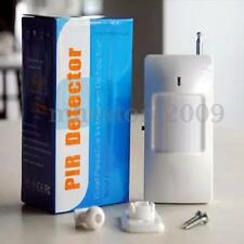 433MHz Wireless PIR Infrared Motion Detector Sensor Home Alarm Security System