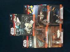 Star Wars The Force despierta Micro Machines Paquete x 5 paquetes Set bnoc
