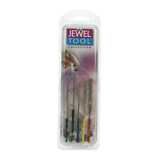 Jewel Diamond Mini Needle Files (Set of 5)