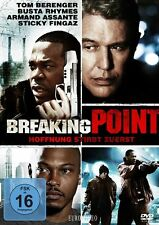 DVD - Breaking Point - Hoffnung stirbt zuerst / #8078