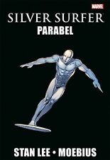 SILVER SURFER: PARABEL HC (deutsch) STAN LEE+MOEBIUS Marvel Graphic Novel #19