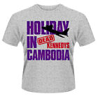 DEAD KENNEDYS - Holiday In Cambodia (Version 2) T-shirt - NEW - LARGE ONLY