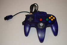 Official Grape Purple Controller for Nintendo 64 for N64 System - TESTED!