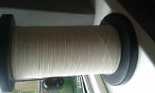Tonearm wire Single Crystal pure silver 6N 99,9999% cotton insulation 3mtr=10ft
