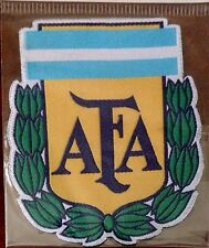 ARGENTINA Football Team EMBROIDERED SOUVENIR CREST IRON ON Badge Patch