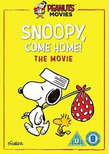 Snoopy, Come Home! - The Movie [DVD]  Brand new and sealed