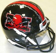 The Longest Yard Mean Machine 2005 Football Movie Authentic Mini Helmet