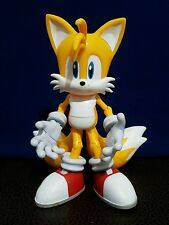 Sonic the Hedgehog Figure 2011 Super Posers Tails - Jazwares Sega Dreamcast rare