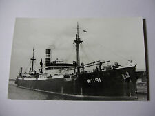E353 - WIIRI - Merchant Ship PHOTO