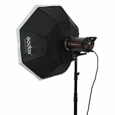 "Godox 140cm 55"" Octagon Softbox + Bowens Mount for Studio Strobe Light"