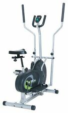 Body Max Body Rider 2 in 1 Fitness Training ELLIPTICAL MACHINE + EXERCISE BIKE