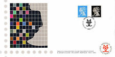 (89562) CLEARANCE GB Machin Collectors Club Cover London Spring PHILATEX 2003