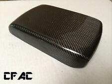 CFAC Carbon Fiber Kevlar Hybrid Armrest Lid Cover FOR 04 - 08 Acura TL