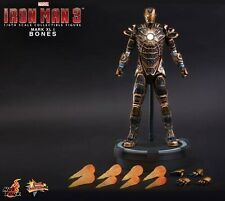 Hot Toys 1/6 MMS251 Iron Man 3 Bones Mark XLI 41 IN STOCK Cheapest Mint in Box