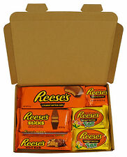 Reese's American Easter Chocolate Gift Box Hamper - Reeses Egg Peanut Butter