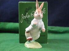 Beswick Beatrix Potter Gold Stamp 'Peter Rabbit' Figurine With Free Box RD3259