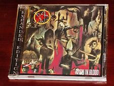Slayer: Reign In Blood - Expanded Edition CD PA 2007 Bonus Tracks 88697 12882 2