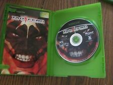 XBOX Tao Feng: Fist of the Lotus book case complete