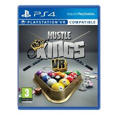 Hustle Kings VR PS4 Game (PSVR Compatible) Brand New