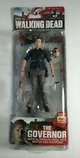 THE WALKING DEAD HE GOVERNOR MCF TOYS SERIES FOUR DOLL ACTION FIGURE TV NEW NIP