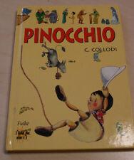 Pinocchio - C. Collodi - 1^ Ed. Demetra - 1999