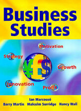 Business Studies by Ian Marcouse, Andrew Gillespie, Barry Martin. (Paperback)
