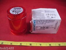 Siemens 8WD4220-5AB Red Steady Light Element 8WD4 220-5AB 24v ac dc 50mm New