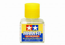 TAMIYA Mark Fit Strong Decal Cement Glue For Plastic Model Kit 40ml 87135