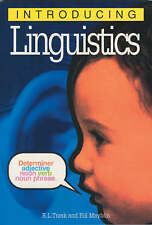Introducing Linguistics by Larry Trask (Paperback, 2000)