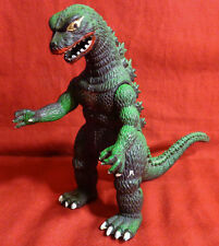 "Vintage Godzilla Hard Plastic Figure Toy by Imperial 1985 6"" Tall Toho"