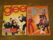 Glee Complete First & Second Season One 1 Two 2 set DVD Jane Lynch