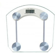 Square Digital Glass Weighing Scale Personal Body Weigh Weight Machine 12