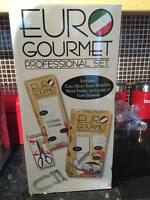 Euro gourmet professional kitchen utensil set. BRAND NEW