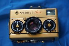 Rollei 35 Classic Gold.