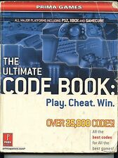 Lot of 4  Game Cheat/Code Books Grand Theft Auto, Ulimate, Super Mario, Metroid