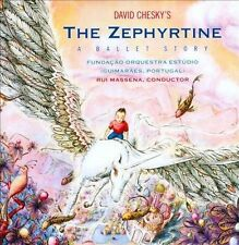 David Chesky, Zephyrtine: A Ballet Story, New