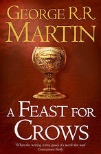 A Feast For Crows By George R.R Martin - New