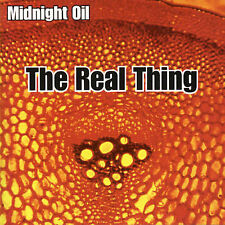 The Real Thing by Midnight Oil (CD, Jul-2000, Sony/Columbia)