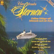 Unter fremden Sternen - Goldene Schlager voll Sehnsucht nach der Ferne (Ktel LP)
