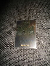 LORD OF THE RINGS Trilogy Chrome Autograph Card Autogramm signed SALA BAKER