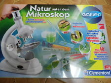 """GALILEO Redaktion """"Natur unter dem Mikroskop"""" Pro7 untersuche Mikroorganismen"""