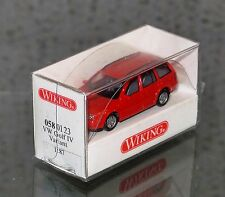 WIKING 005801 / 0058 01 (H0, 1:87) VW Golf IV Variant rot