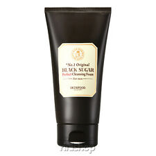 [SKINFOOD] Black Sugar Perfect Cleansing Foam For Men 150ml RINISHOP