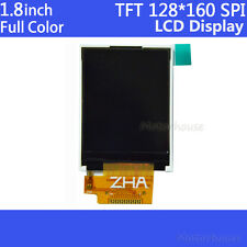 1.8 inch 128x160 Full Color SPI TFT LCD Display Screen for Arduino UNO/MEGA/Nano