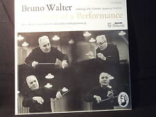 W.A. Mozart - The Birth of a Performance / Bruno Walter    2 LPs