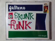 GALLIANO Skunk funk cd singolo GERMANY