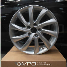 "ALFA ROMEO GIULIETTA 17"" GENUINE MULTISPOKE ALLOY WHEEL RIM 156095144 156093270"
